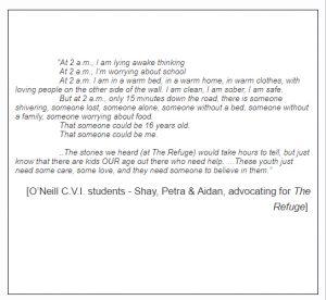 Text of a YPI presentation script