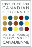 Logo of the Institute for Canadian Citizenship